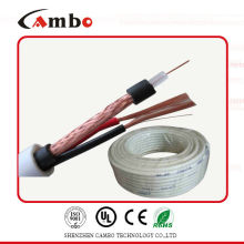 cctv cable RG59+siamese 2 core power