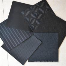 Хорошее качество Анти-скольжения резиновый лист резиновый коврик в рулонах