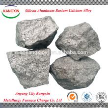 Deoxidizer complexo da liga de Anyang SiAlBaCa para a factura de aço e a fundição