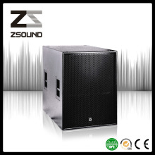 "Single 18"" Audio Subwoofer Speaker System"