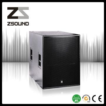 Zsound S118H про рок Интернету Инфразвуковой динамик