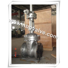 "Rising Stem Flange Connection CF8 Gate Valve (10"")"