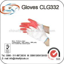 PVC-Punkthandschuhe