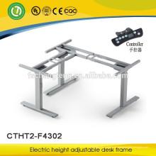 Hochwertiger elektrischer höhenverstellbarer Schreibtisch