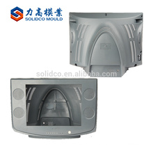 Precision custom modische & billige LCD-TV-Kunststoff-Gehäuse-Form, LED-TV-Rückendeckel Kunststoffteile Spritzguss