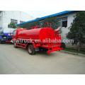 Dongfeng mini camión bomba de agua 4-5CBM venta en Bolvia