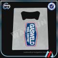 Sedex 4p abridor de garrafas de aço inoxidável cartão de crédito profissional abridor de garrafas de cartão de crédito