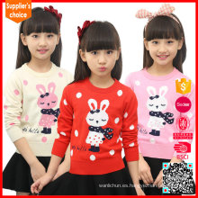 Niños suéter jacquard caliente suéter niños 2017 suéteres para niños