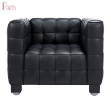 Commercial Office Furniture Josef Hoffmann Arm Chair Kubus Office Sofa set