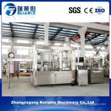 Monoblock Automatic Plastic Bottle Water Filling Machine