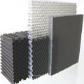 Junta de núcleo de nido de abeja de aluminio de 500 * 500 mm utilizada para divisiones