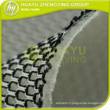 Tissu en maille de chaussure en polyester YN-6808