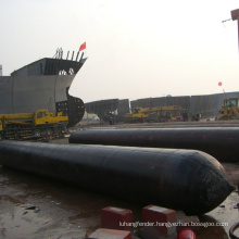 china gold supplier marine rubber airbag for ship launching