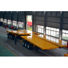 Container Flat Bed Semi Trailer -7.16m or 12.35m