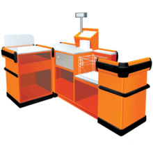 Hot selling Store cashier counter desk,Supermarket checkout counter, Supermarket Checkout counter