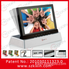 7 Inch HD  Rocking Stereo Multi-Function Digital Photo Frame