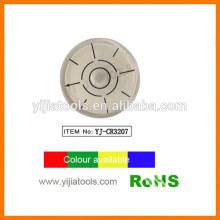 circular bulls eye level with ROHS standard YJ-CR3207