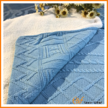 Beau motif patchwork Throw Blanket Fleece