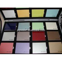 Acrylic color uv board/plain/melamine MDF board