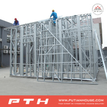 Low Prices of Prefabricated Small Steel Villa