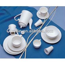 Four à porcelaine blanc populaire