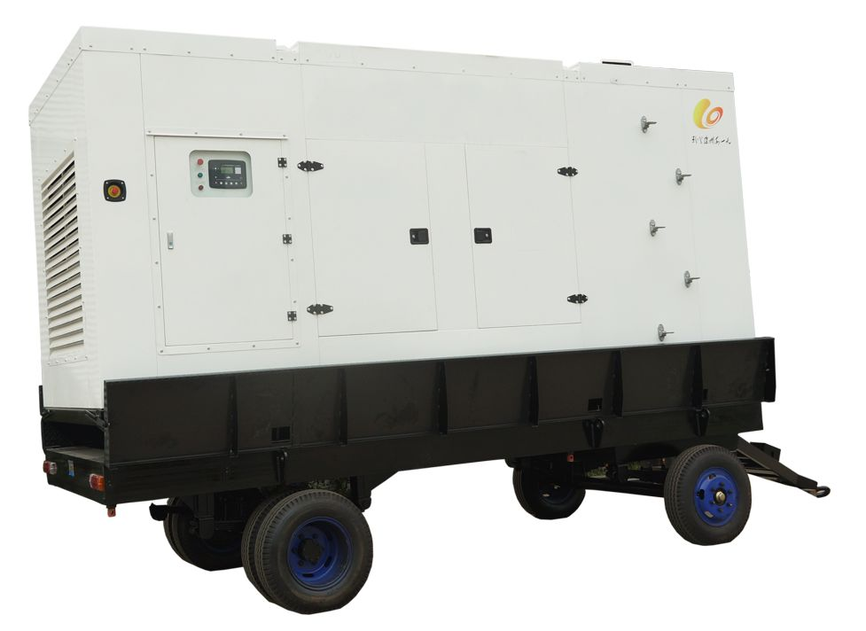 high efficiency diesel generator