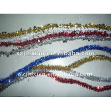 party tinsel ornament/decoration