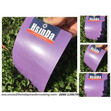 Порошковое покрытие Ral 4011 Порошковое покрытие с металлической перламутровой краской