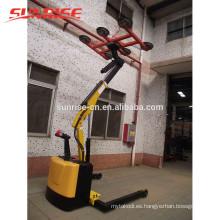 Elevador de placa de vacío industrial profesional para limpiar vidrio WCR-GR-35