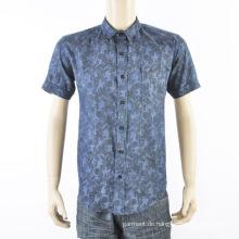 100% Baumwollmode-Männer preiswerte formale Kleid-Hemden