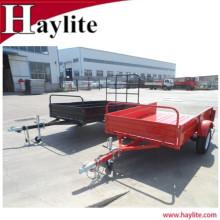 Высокое качество стали, используемой полу наклоняя трейлер фермы для продажи