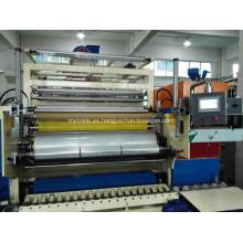 Máquina de estiramiento de película adhesiva de 1500 mm