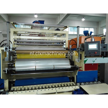 volautomatische wrapping film maken machine 5layers