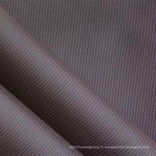 Tissu en nylon Jacquard à une seule chaîne brillant
