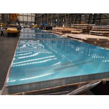 Aluminiumplatte in Breite 2500 für LKW-Panel