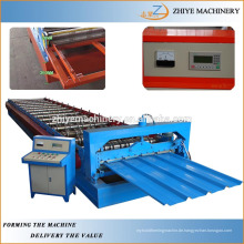 Eisen Dach / Wand Fliesen Rollmaschine