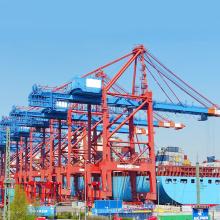 150ton capacity container gantry crane used in port