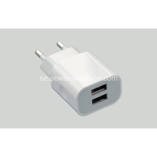 5V2100MA Dual USB Portabel Telefon Travel Charger