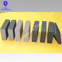 Высокая плотность оксида алюминия серый полировальная губка