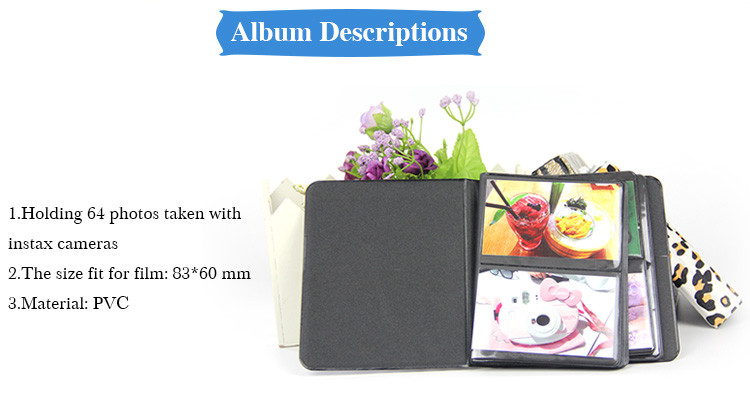 Notebook Style Photo Album