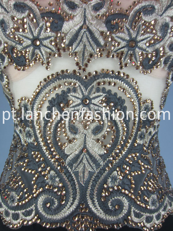 Party Prom gowns bead