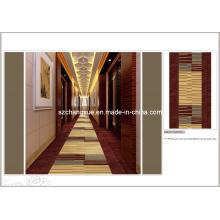 Máquina de alta qualidade feita de nylon impresso Hotel Carpet