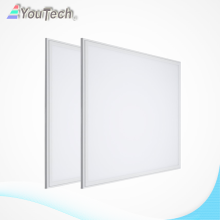 luz de panel led rectangular blanco cálido 45w
