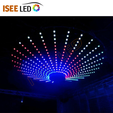 Красочное RGB Led Pixel Club Диско Освещение