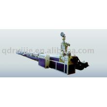 Processus de production de tubes de renfort PE carbone spirale