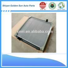 Iran Uzbekstan Vietnam market WG9925530031 HOWO A7 parts aluminum radiator