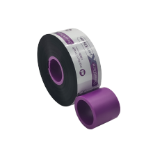 Wax Resin Ribbon for videojet TTO for Markem 33*550m metal barcode printing thermal transfer ribbon