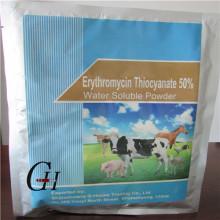 Erythromycin Thiocyanat Wasserlösliches Pulver