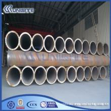 Tubo de aço espiral de grande diâmetro à venda com ou sem flanges (USB2-048)