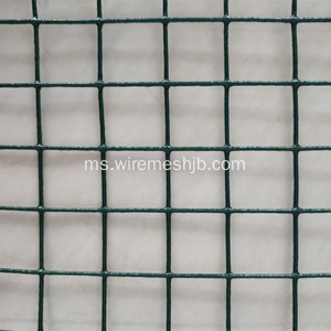 Mesh Green PVC Welded Wire Mesh